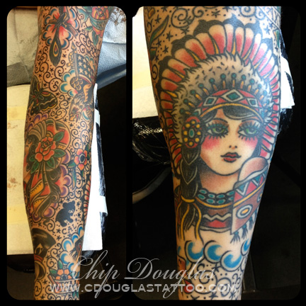 Top americana tattoo sleeve images for pinterest tattoos for Traditional americana tattoos