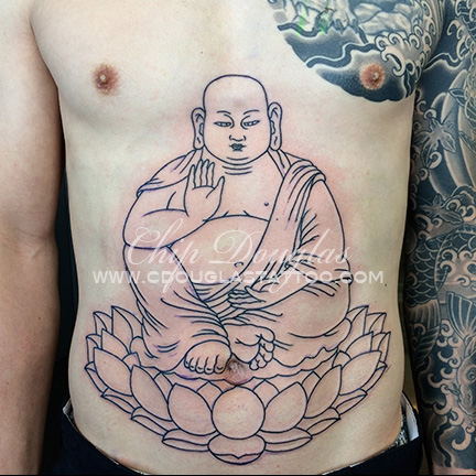 buddhaoutline