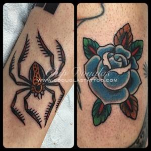 spiderrose