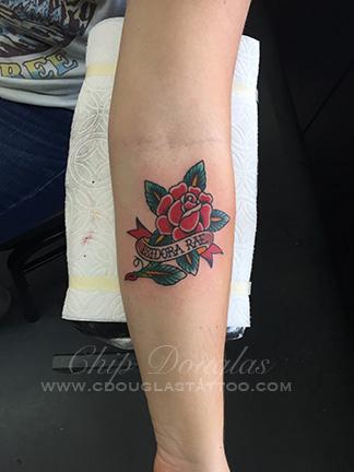 roseandbanner